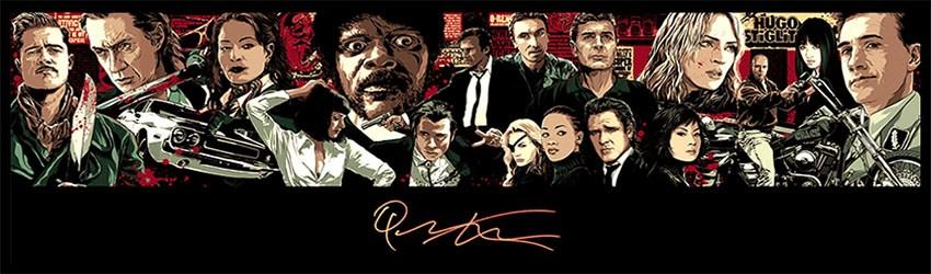 Tarantino Quentin movies