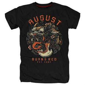 August burns red #14