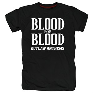 Blood for blood #8