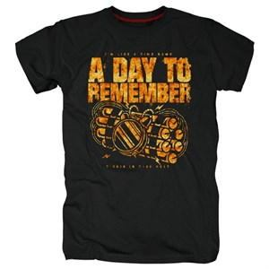 A day to remember #33