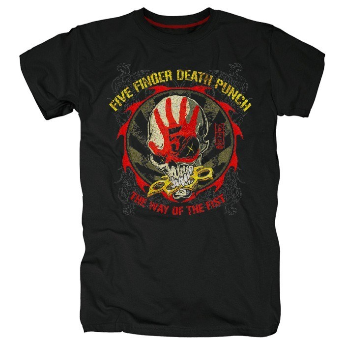 Five finger death punch #13 - фото 29677