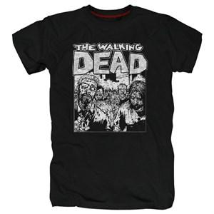 Walking dead #16