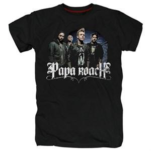 Papa roach #12