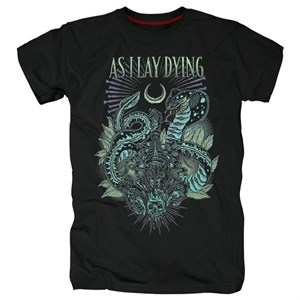 As i lay dying #3 МУЖ М r_127