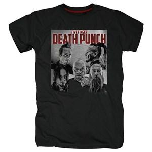 Five finger death punch #6