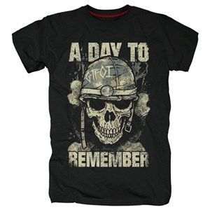 A day to remember #25