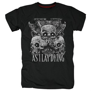 As i lay dying #1