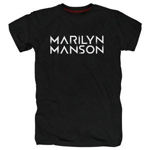 Marilyn manson #1